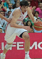 5. Emir Preldzic (Turkey)